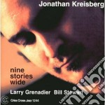 Jonathan Kreisberg Trio - Nine Stories Wide cd musicale