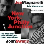 Joe Magnarelli & Joe Swana Sextet - New York-philly Junction cd musicale
