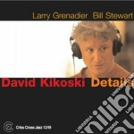 David Kikoski Trio - Details cd musicale di KIKOSKI DAVID TRIO