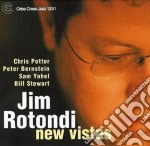 Jim Rotondi - New Vistas cd musicale di ROTONDI JIM