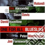 One For All - Blueslike cd musicale