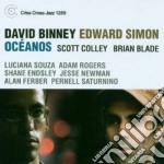 David Binney/edward Simon - Oceanos cd musicale di BINNEY/SIMON