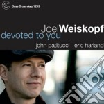 DEVOTED TO YOU cd musicale di WEIKSKOPF