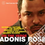 Adonis Rose - On The Verge cd musicale di ADONIS ROSE