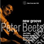 Peter Beets - New Groove cd musicale di PETER BEETS