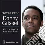 Danny Grissett - Encounters cd musicale di Grissett Danny