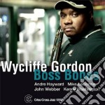 Wycliffe Gordon - Boss Bones cd musicale di GORDON WYCLIFFE