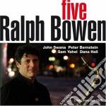 Ralph Bowen - Five cd musicale di BOWEN RALPH