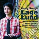Early songs cd musicale di Lage lund quintet