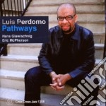 Pathways cd musicale di Perdomo Luis