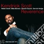 Reverence cd musicale di Scott Kendrick