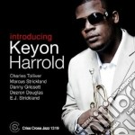 Keyon Harrold - Introducing cd musicale di HARROLD KEYON
