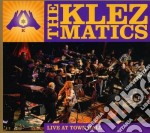 Live at town hall cd musicale di Klezmatics The