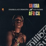 MAMA AFRICA                               cd musicale di BRUSSELS JAZZ ORCHES