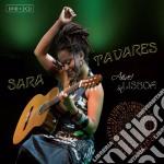ALIVE IN LISBOA (2 CD + DVD)              cd musicale di Sara Tavares