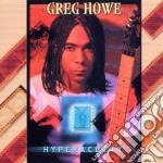 Howe,greg - Hyperacuity cd musicale di HOWE GREG