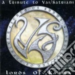 Lords Of Karma - A Tribute To Vai/Satriani cd musicale di LORDS OF KARMA