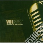 Volbeat - The Strength, The Sound, The Songs cd musicale di VOLBEAT