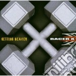 GETTING HEAVIER cd musicale di X Racer