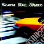 Macalpine/brunel/cha - Cab 4 cd musicale di MACALPINE/BRUNEL/CHAMBERS..