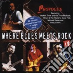 Where Blues Meets Rock 4 cd musicale di ARTISTI VARI