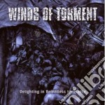 DELIGHTNING IN RELENTLE cd musicale di WINDS OF TORMENT
