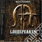 Marty Friedman - Loudspeaker cd musicale di Marty Friedman