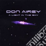 Don Airey - A Light In The Sky cd musicale di Don Airey