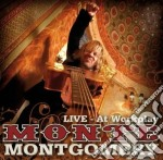 AT WORKPLANY cd musicale di Monte Montgomery