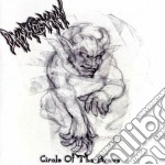 Damnation Army - Circle Of The Brave cd musicale di Army Damnation
