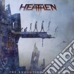 Heathen - The Evolution Of Cha cd musicale di HEATHEN