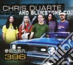 Chris Duarte And Bluestone Co. - 396 cd musicale di DUARTE CHRIS AND BLUESTONE