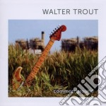 Walter Trout - Common Ground cd musicale di Walter Trout