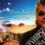 Don Airey - All Out cd musicale di Don Airey