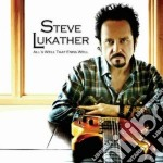 (LP VINILE) All's well that ends well lp vinile di Steve Lukather