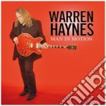 Hayes,warren - Man In Motion cd musicale di Warren Haynes