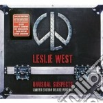 Leslie West - Unusual Suspects cd musicale di Leslie West
