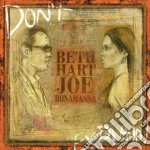 (LP VINILE) DON'T EXPLAIN lp vinile di BETH HART & JOE BONAMASSA