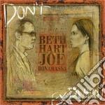 Beth Hart & Joe Bonamassa - Don't Explain cd musicale di BETH HART & JOE BONAMASSA