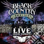(LP VINILE) LIVE OVER EUROPE lp vinile di Black country communion
