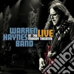 Live at the moody theater cd musicale di Warren Haynes