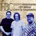 Hbc cd musicale di Henderson/berlin/cha