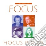 HOCUS POCUS-THE BEST OF cd musicale di FOCUS