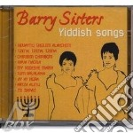 Yiddish songs cd musicale di Sisters Barry