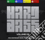 HARDBASS VOLUME 9 (BOX 4CD MIXED) cd musicale di ARTISTI VARI