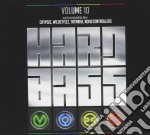 Hard Bass #10 cd musicale di Hard bass volume 10