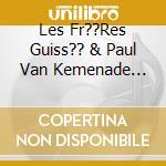 Fouta cd musicale di Kemenade van paul