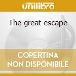 The great escape cd musicale di Zinatra