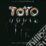 Toto - 25th Anniversary:live.. (2 Lp) cd musicale di Toto