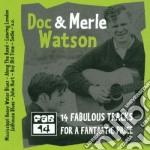 Same - watson doc cd musicale di Doc & merle watson
